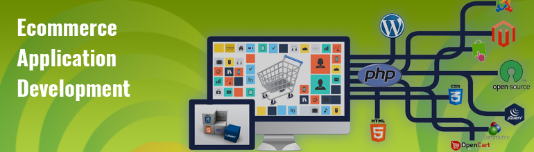 E Commerce Shopping Cart Application Development