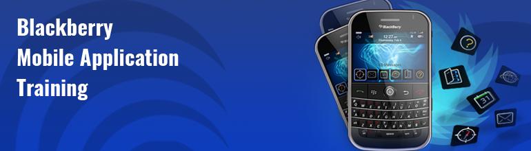 Blackberry Mobile Application Development Training